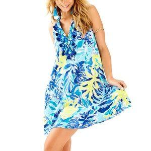 Lilly Pulitzer Achelle Swing Shift Tassle Dress